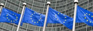 Immagini bandiere europee per europrogettazione